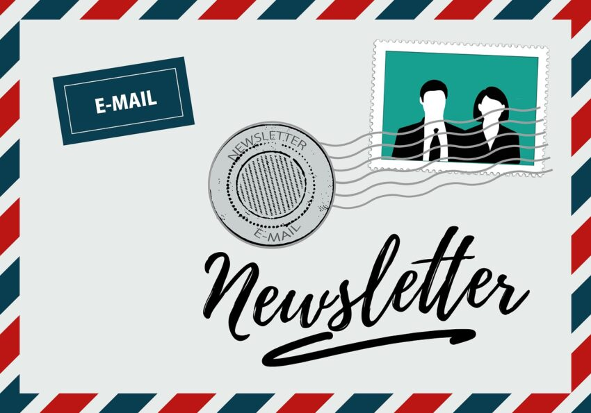 Envelope Letters Message Newsletter  - geralt / Pixabay