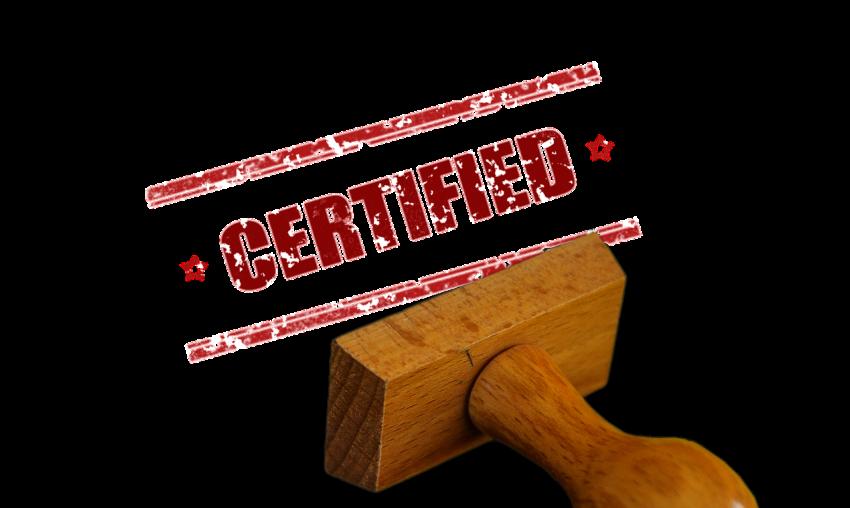 Stamp Certificate Certified  - geralt / Pixabay